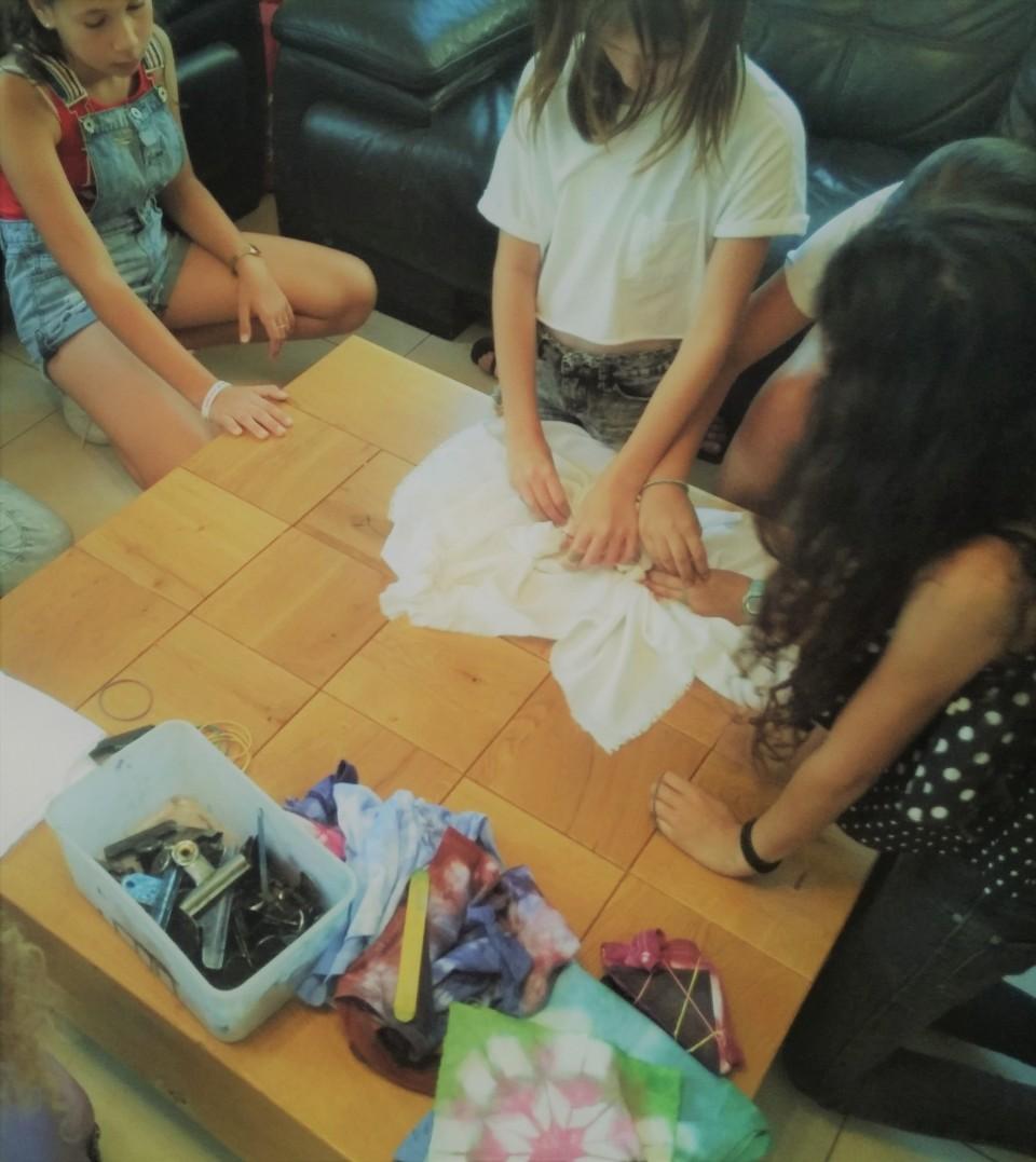 ילדים יוצרים טאי דאי